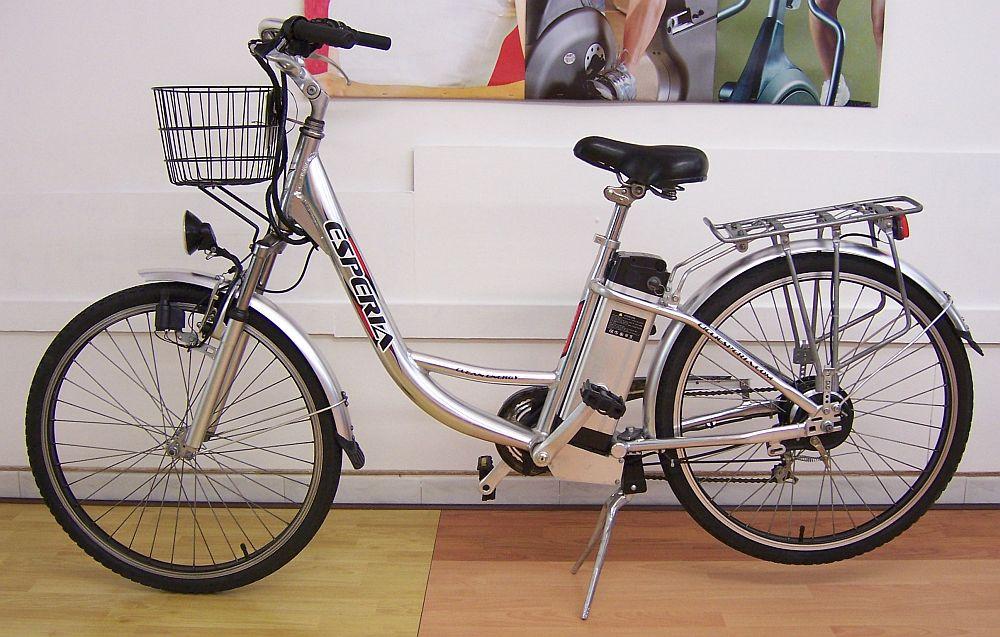 Biciassistita for Bici pieghevole elettrica usata