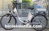 bici esperia clean energy