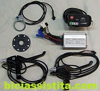 kit centralina merida pc550